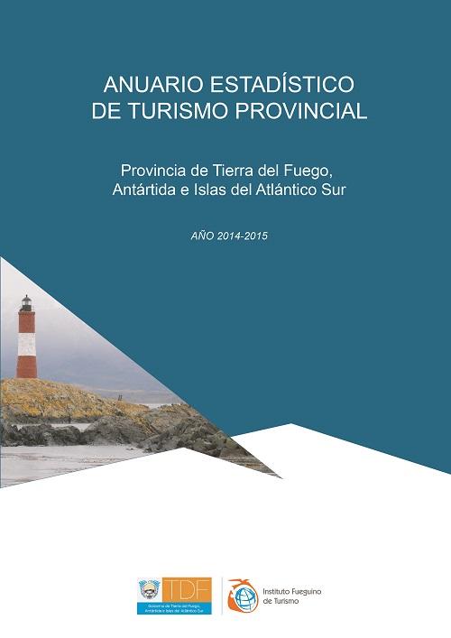 Portada Anuario Estadístico 2014-2015