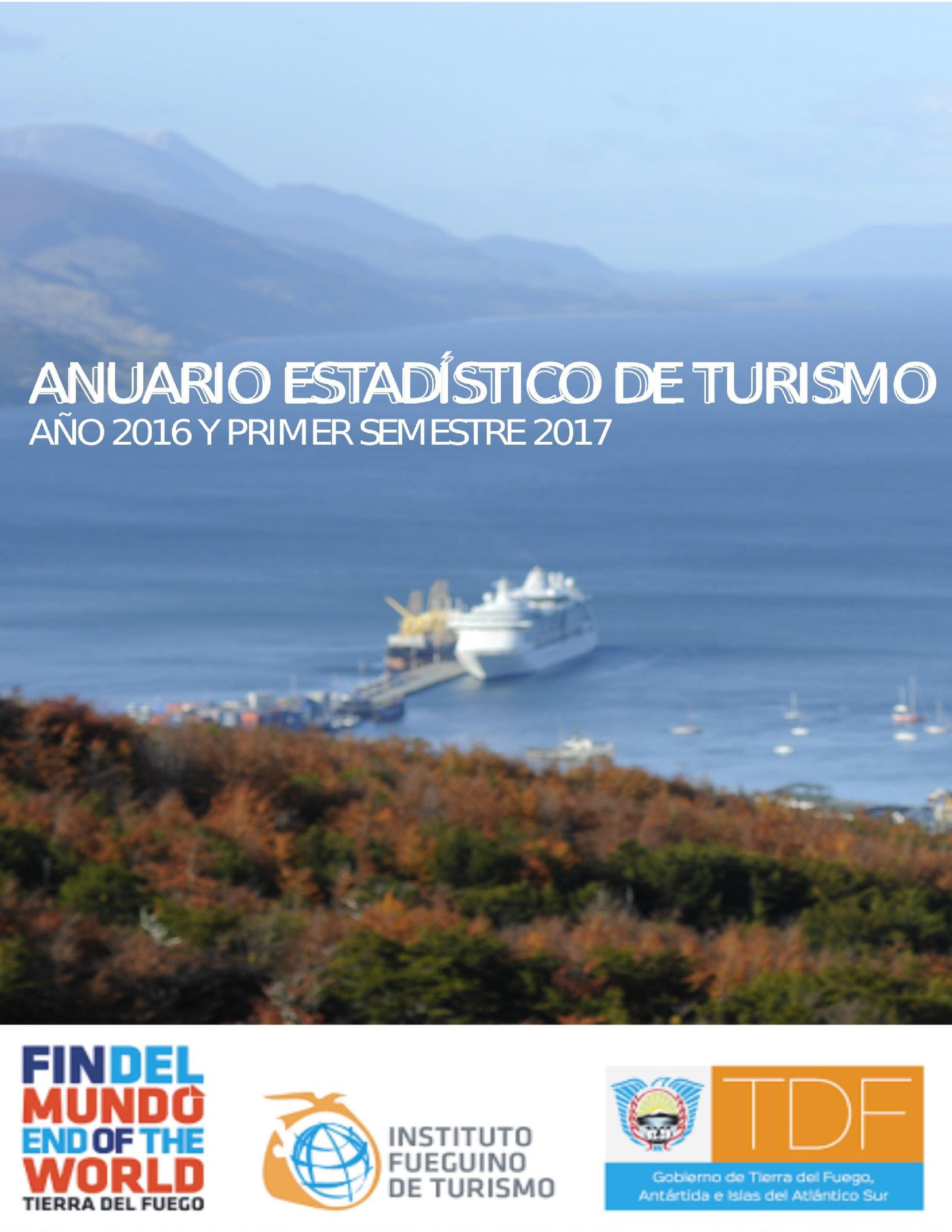 Portada Anuario Estadístico 2016-2017